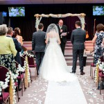 Wedding at Kingsland Church Colchester