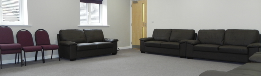 Samuel meeting room - rooms for hire at Kingsland Church Colchester