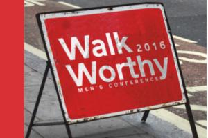 Walk Worth Man's Conference 2016