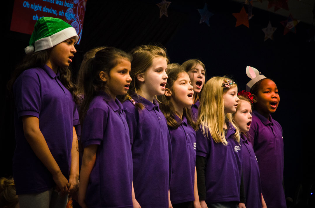 Kingsland Colchester Church Children's Choir